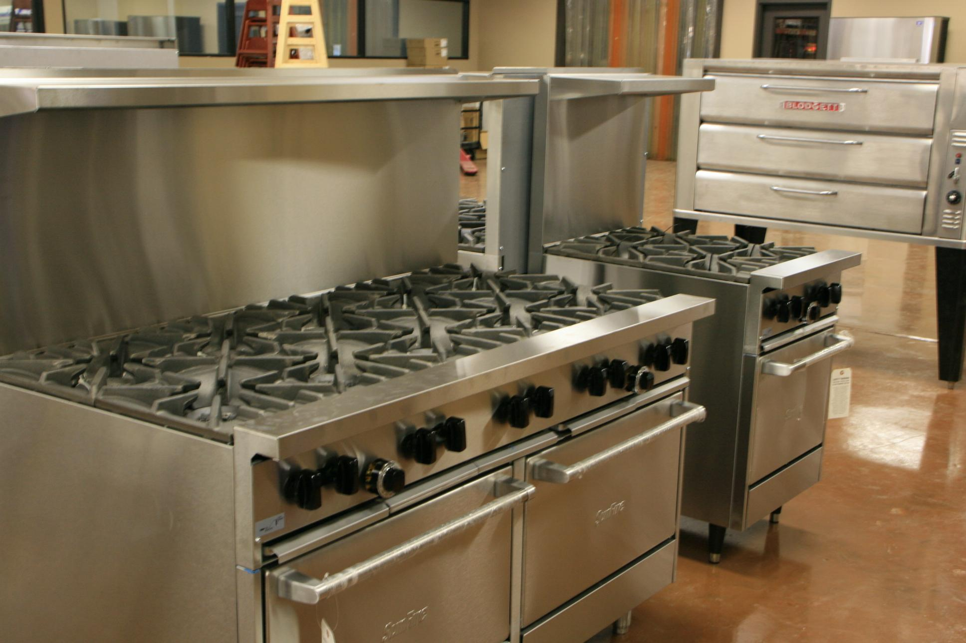 Good deal restaurant equipment used new