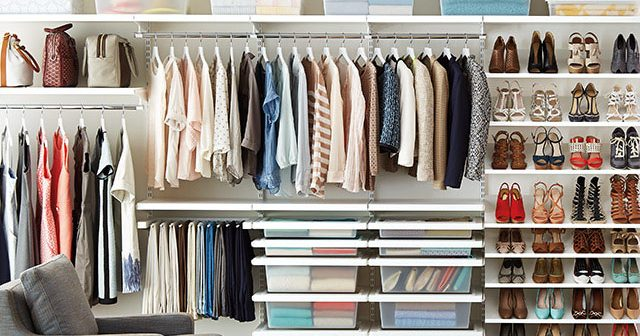10 Tips To Get The Most Out Of Your Small Closet Space