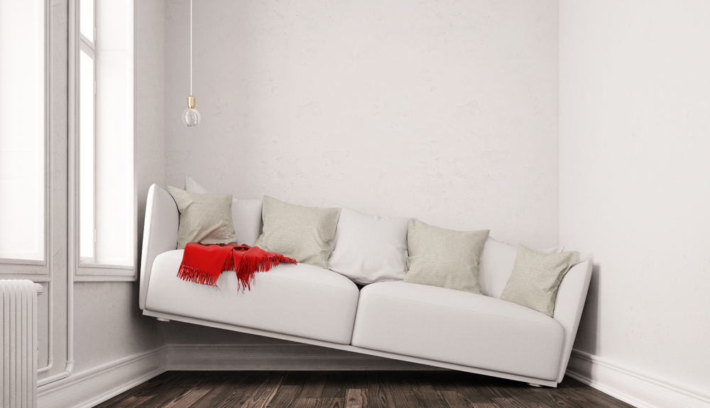 Design tips for small living spaces pennysaver coupons for Living spaces promo code