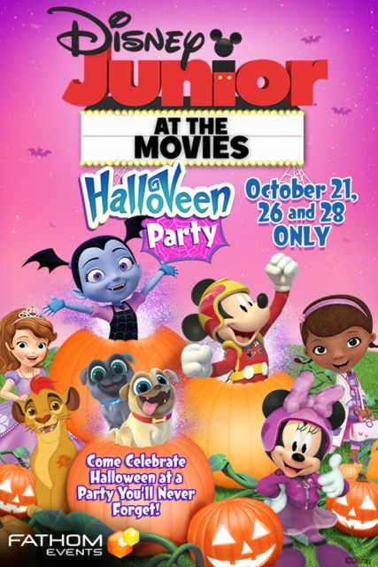 Disney Junior at the Movies' HalloVeen Party - Pennysaver