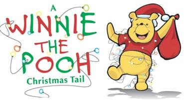 a winnie the pooh christmas tail - A Christmas Tail