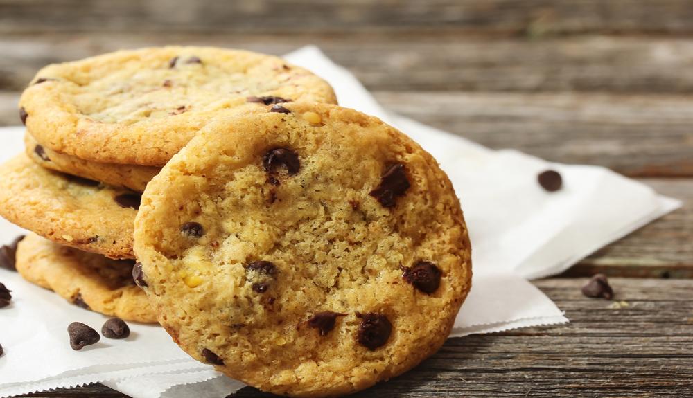 Food Saver Chocolate Chip Cookies