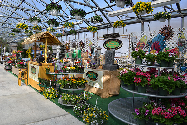 Charmant This Indoor Show Enables You To Walk Through Garden And Landscape Displays  For Home And Garden Improvements Ideas. Youu0027ll Also Get A Chance To Talk To  ...