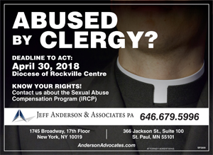 ABUSED BY CLERGY?