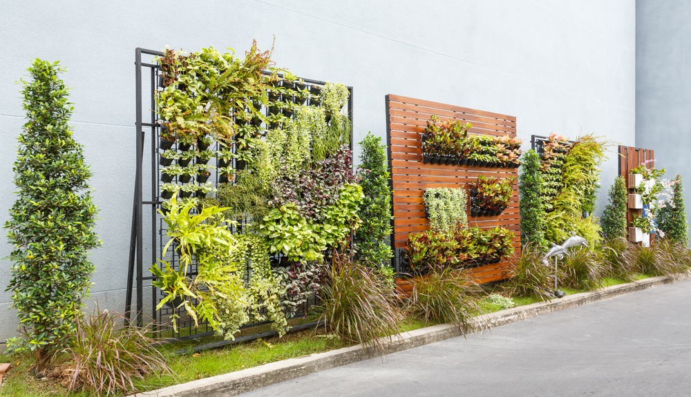 Beau How To Grow A Vertical Garden