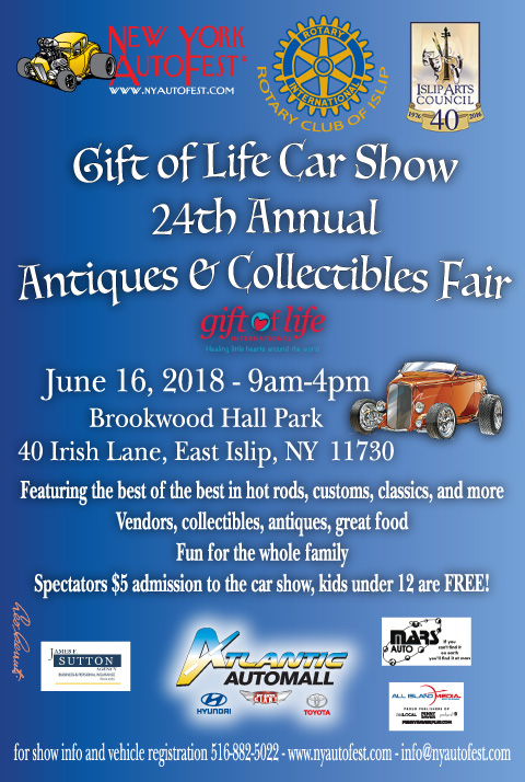 Gift Of Life Car Show Pennysaver Coupons Classifieds - New york autofest car show