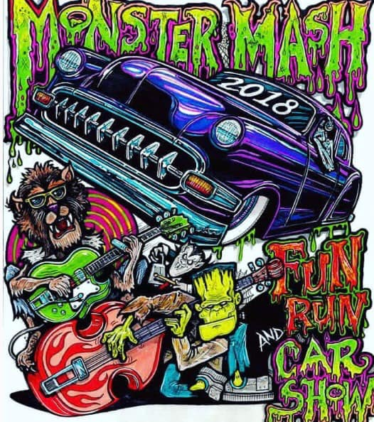 Monster Mash All American Muscle Car Show Pennysaver Coupons