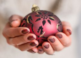 Chic Christmas Nail Colors