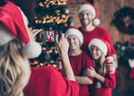 Holiday Family Photo Tips