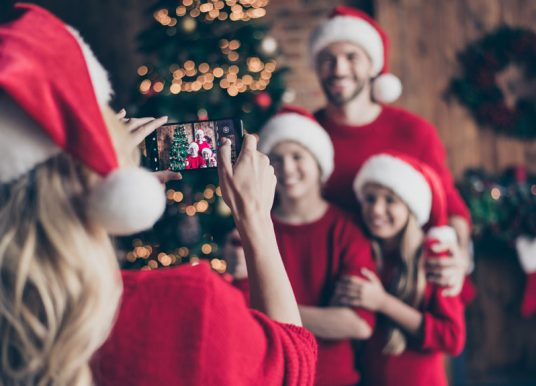 Holiday Family Photo Tips